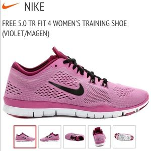Nike Women's Free Run 5.0 Training shoe